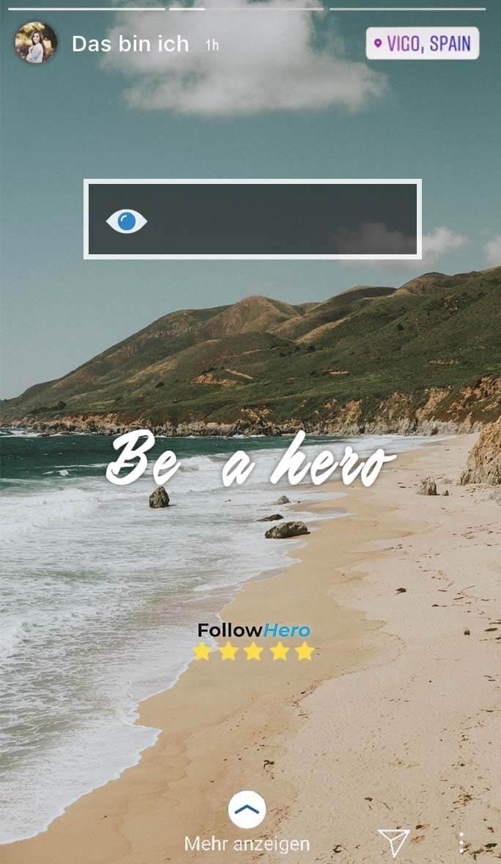 instagram story ansichten kaufen auf followhero