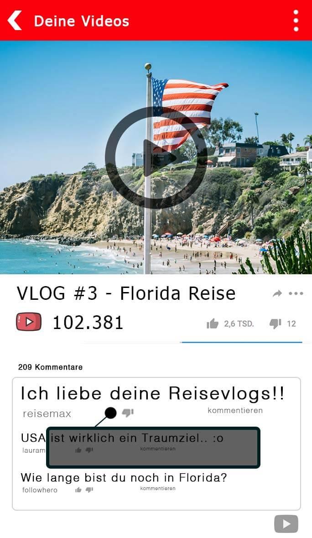 youtube kommentare likes kaufen