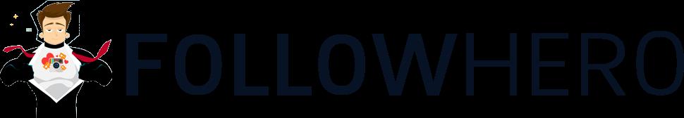follow hero logo